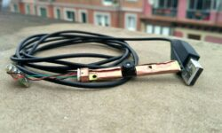 Webcam USB. Resultado final